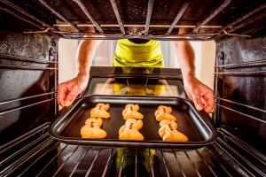 Baking Gingerbread
