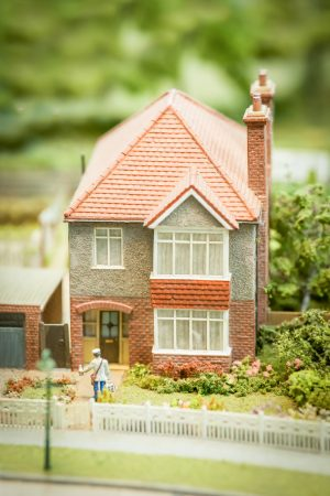 Suburban Garden in Cheltenham