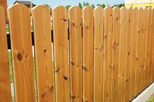 Wooden Fence Door in Cheltenham