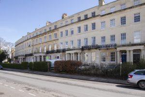 Lansdown Crescent, Cheltenham property