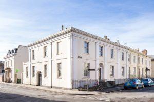 St Georges Terrace, Cheltenham GL50 3PT property