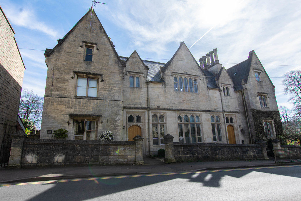 The Old Library, Stroud Road, Painswick property