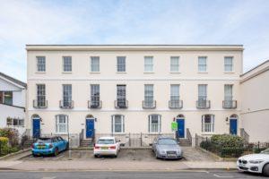 Winchcombe Street, Cheltenham property