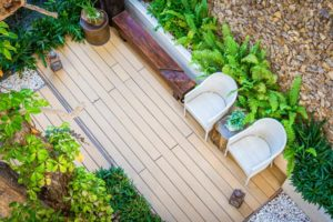 empty-chair-decoration-outdoor-patio